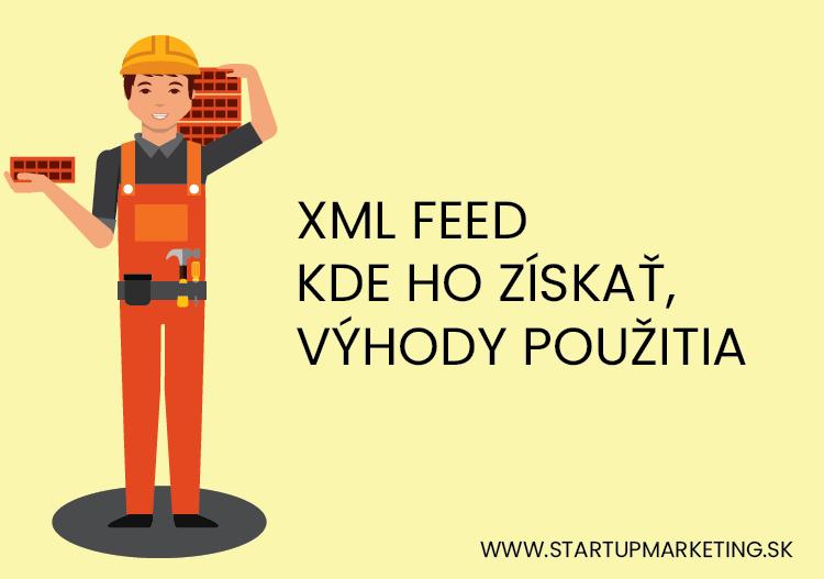 Úvodný obrázok pre blog XML FEED