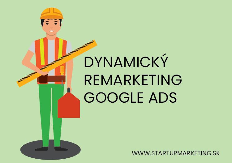 Úvodný obrázok pre blog dynamický remarketing google ads.