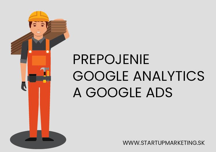 Úvodný obrázok pre blog prepojenie účtu Google Ads a Google Analytics.