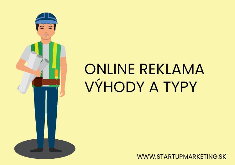Úvodný obrázok blogu Online reklama typy a výhody